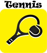Tennis-button